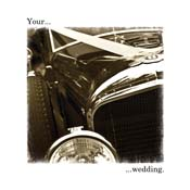 WDD12 - Your wedding