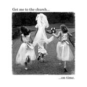WDD1 - Get me to the church on time